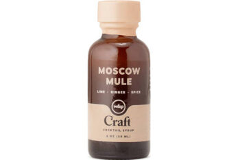 This is a picture of Moscow Mule Craft Cocktail Syrup, offered at Fromagination