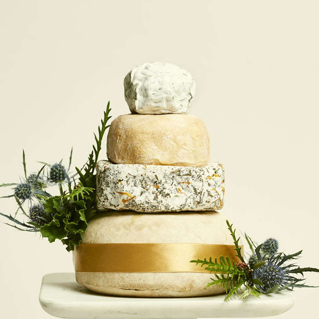 This is a picture of a Fromagination summer cake of cheese