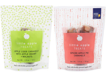 This is a picture of Little Apple Treats, offered by Fromagination.